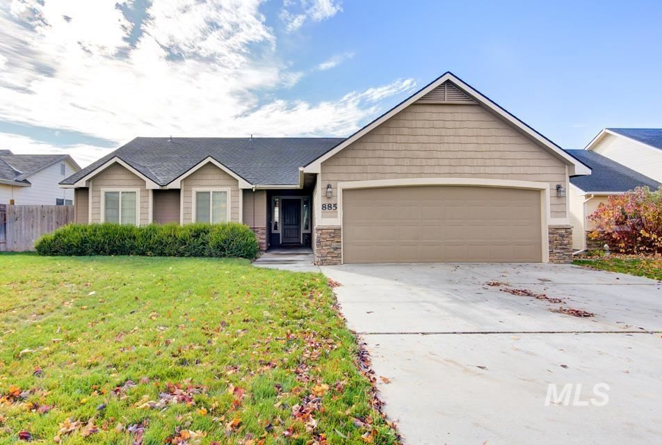 Photo of 885 W Concord St, Middleton, ID 83644-5953 (MLS # 98823653)