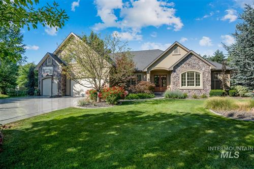 Photo of 873 N Woodvalley Place, Eagle, ID 83616 (MLS # 98775663)