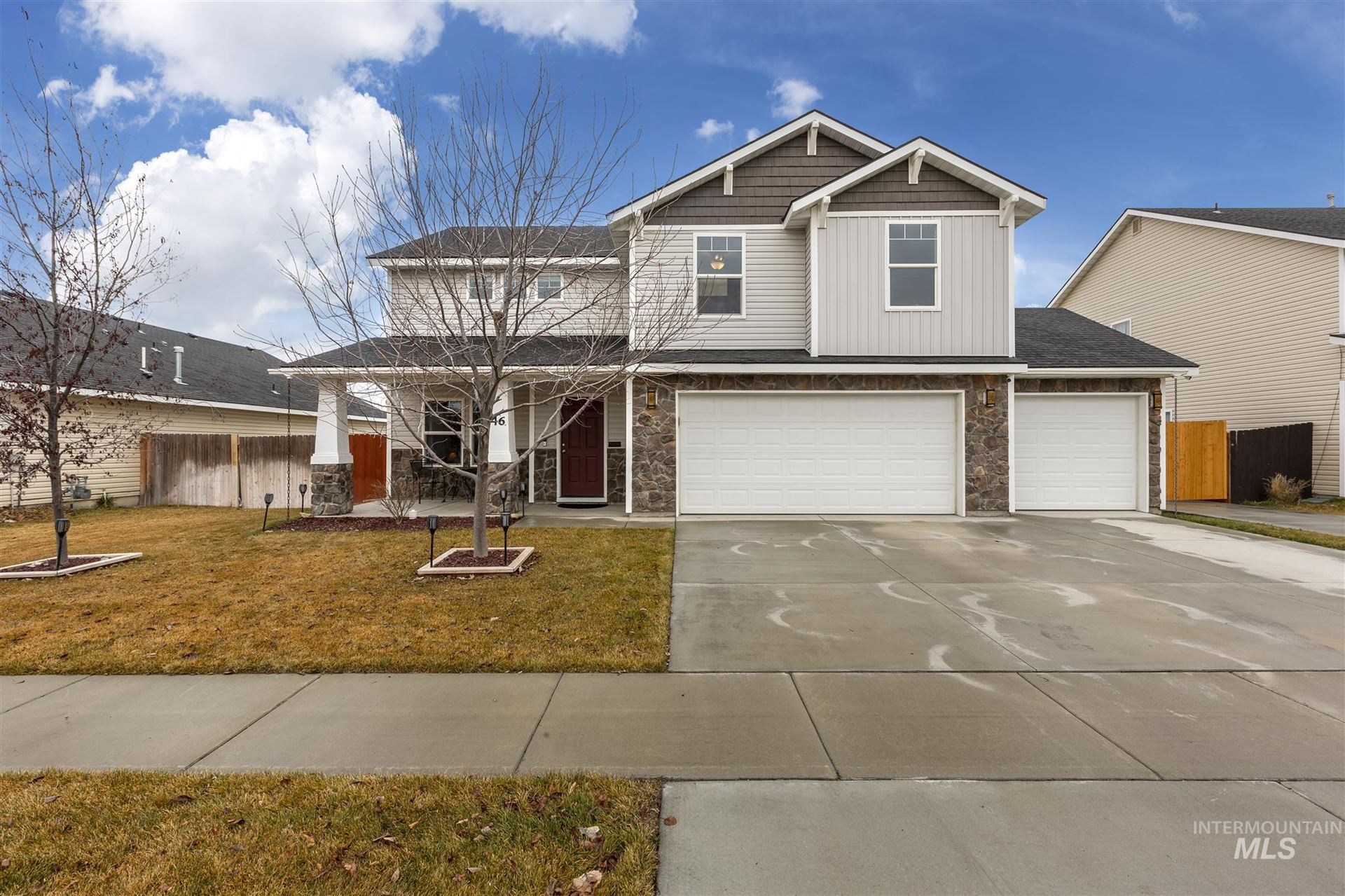 Photo of 46 Zion Park Dr, Nampa, ID 83651 (MLS # 98791674)