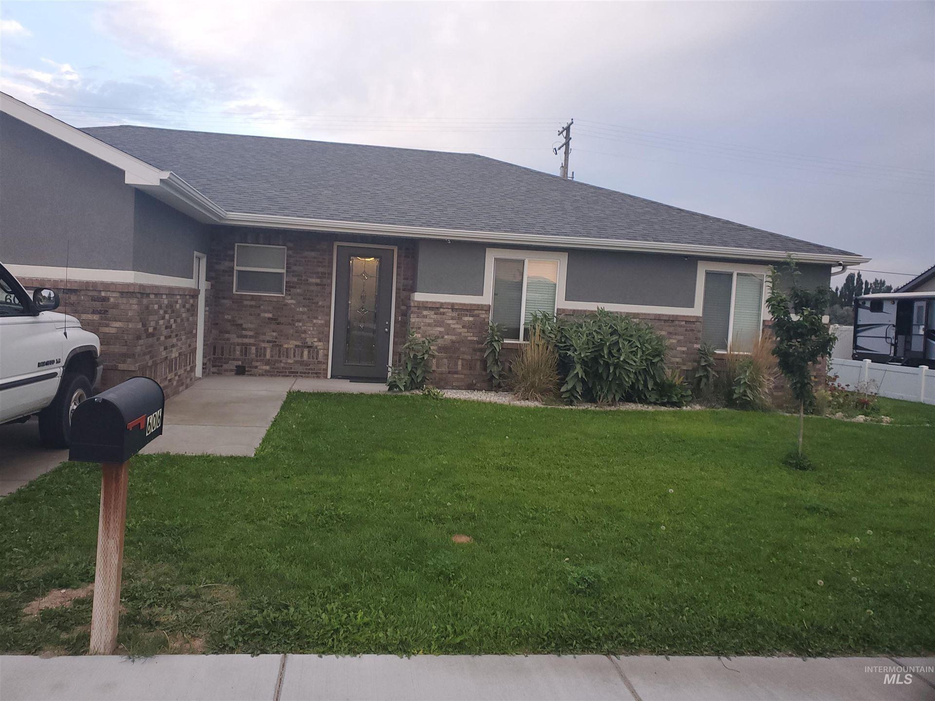 606 Lochsa Loop, Heyburn, ID 83336 - MLS#: 98815675