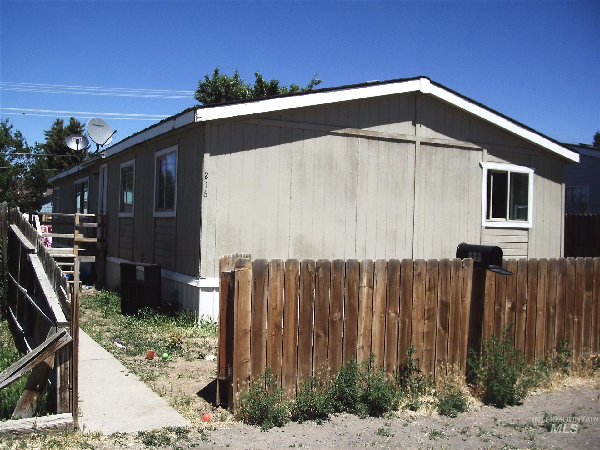 216 G Ave West, Jerome, ID 83338 - MLS#: 98802700