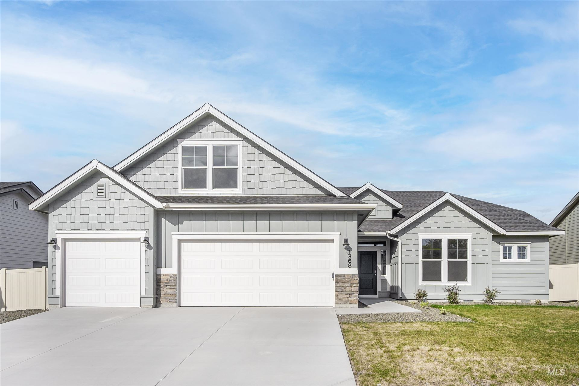 1368 W Treehouse St, Kuna, ID 83634 - MLS#: 98813713