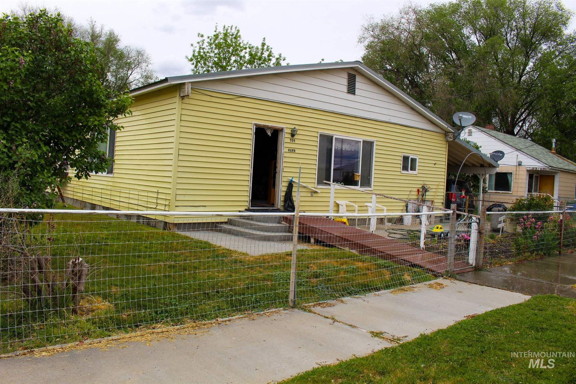 Photo of 535 N 15th Street, Vale, OR 97918 (MLS # 98766721)