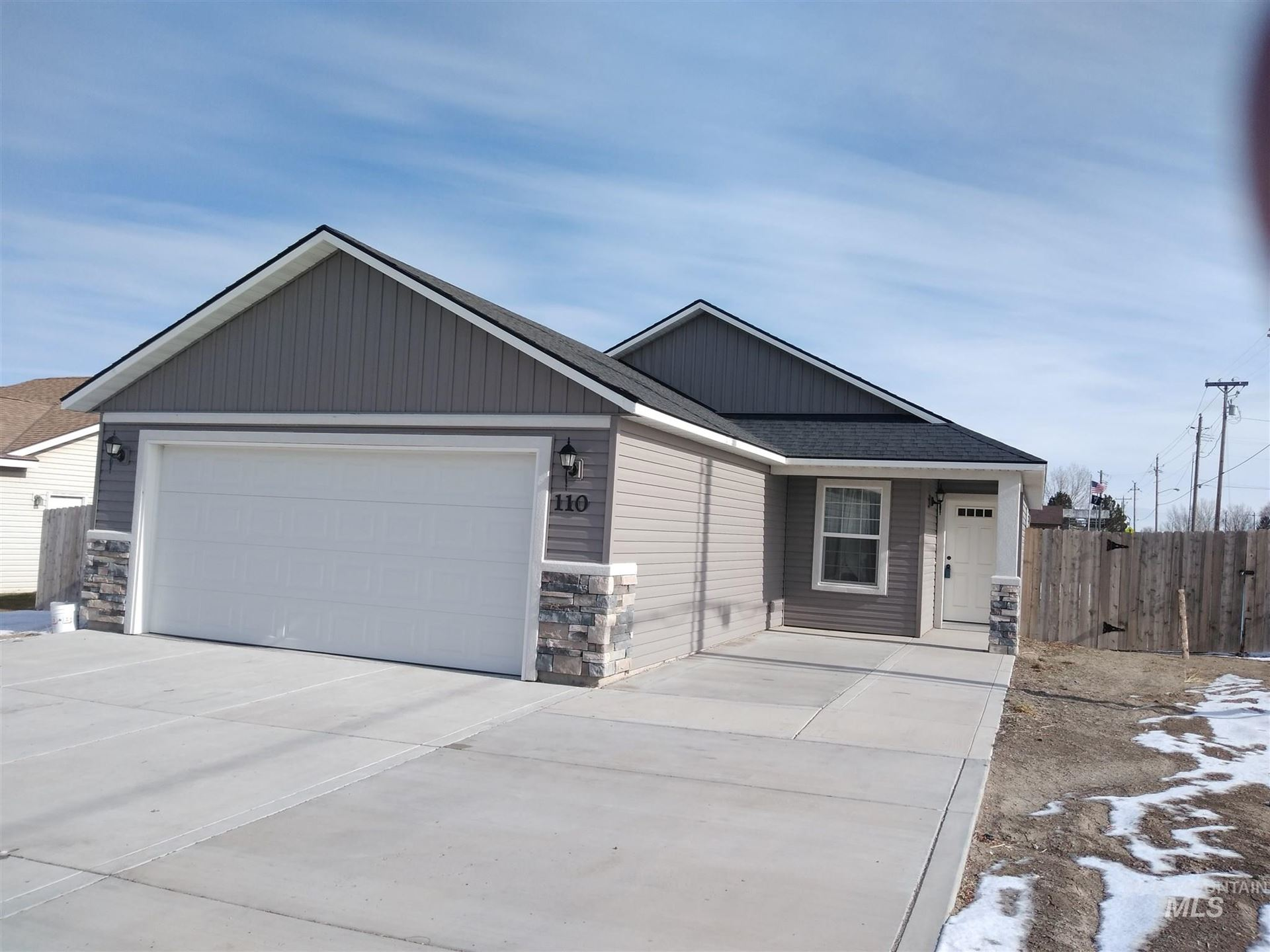 Photo of 110 Big Cedar Drive, Hansen, ID 83334 (MLS # 98791734)