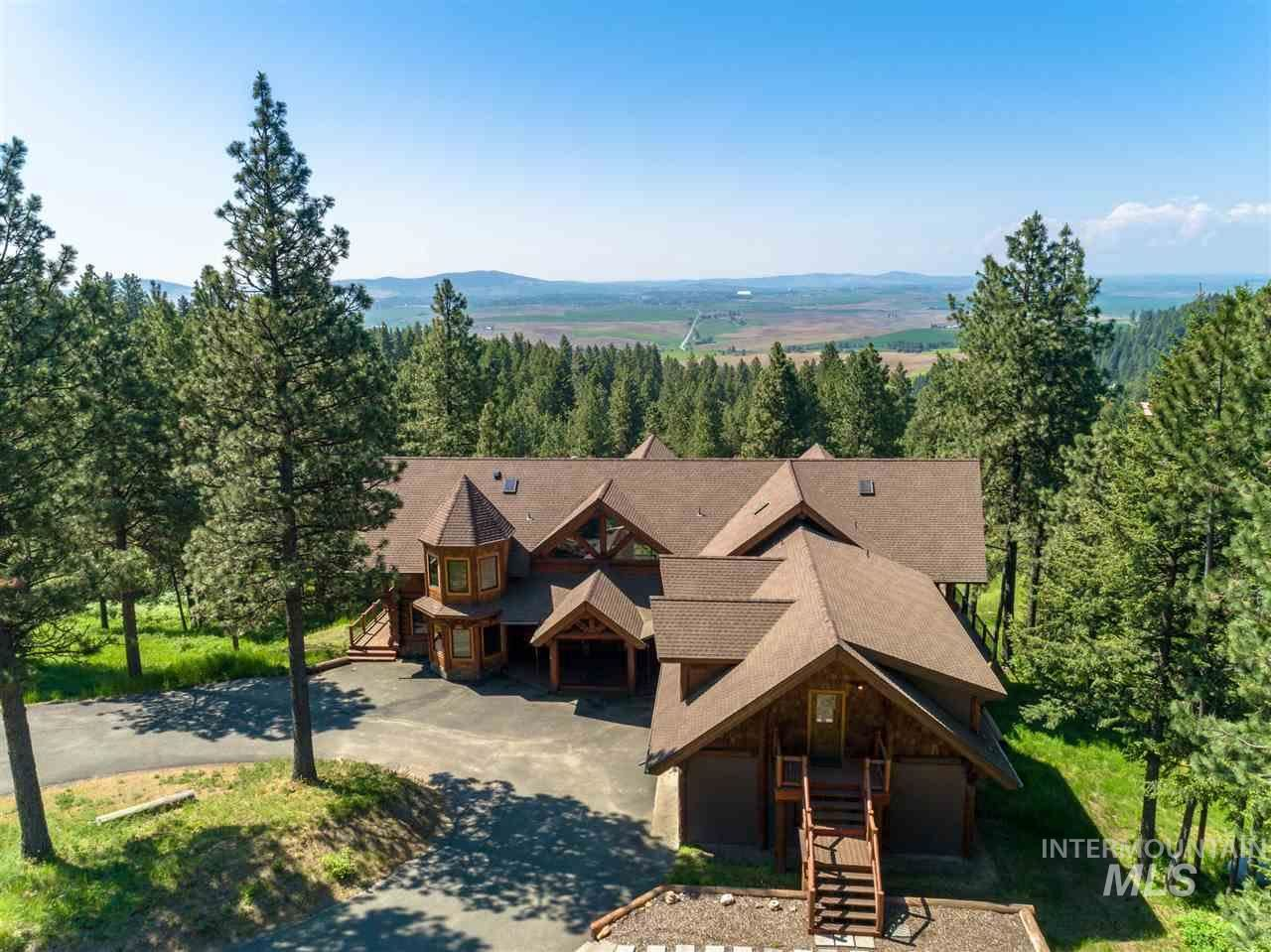 1050 Greenview Lane, Moscow, ID 83843-8726 - MLS#: 98800738