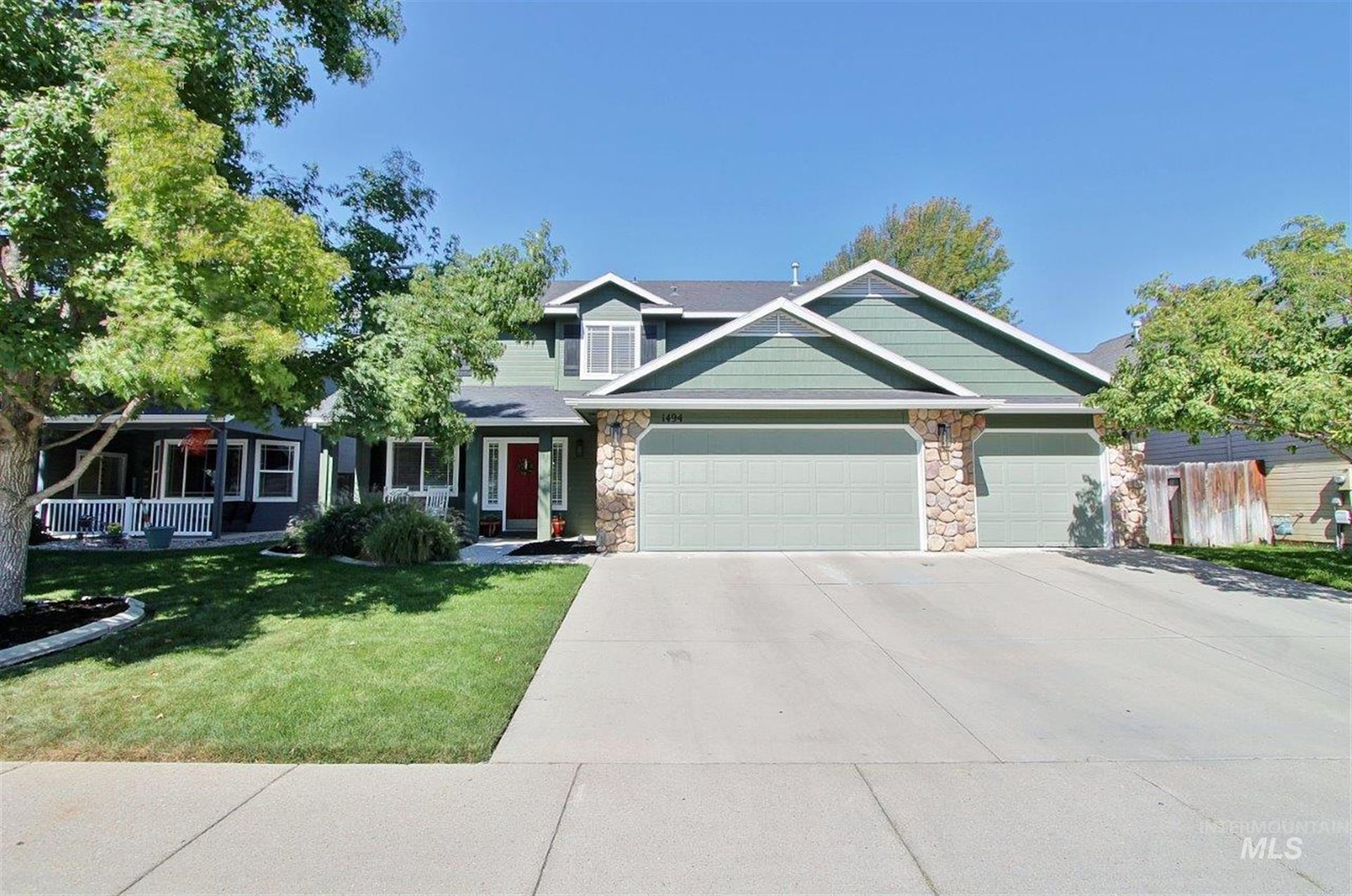 1494 W White Sands Dr, Meridian, ID 83646 - MLS#: 98820740