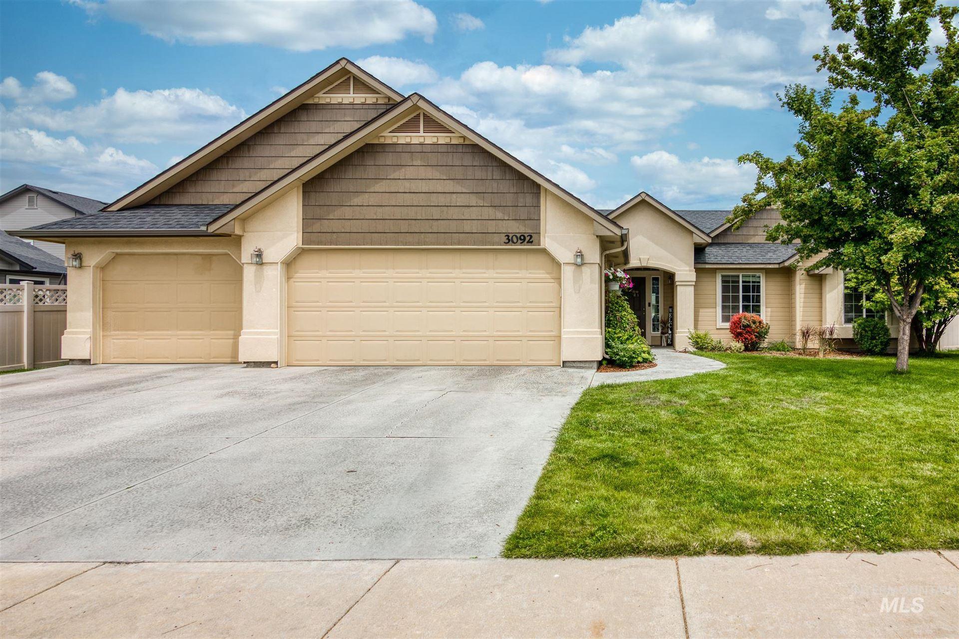 3092 Divide Creek, Meridian, ID 83646 - MLS#: 98770742
