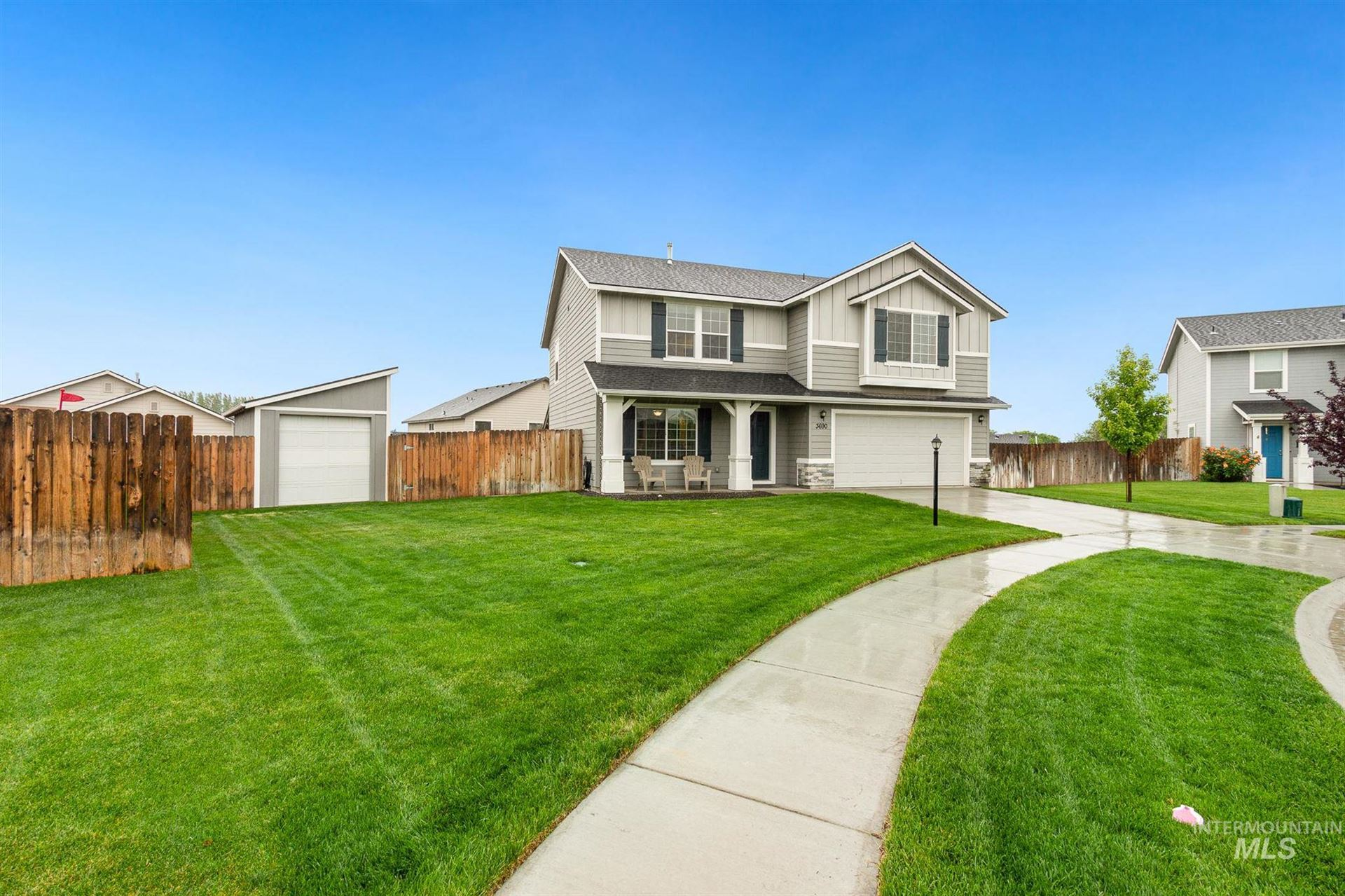 Photo of 3690 S WOOD RIVER AVE, Nampa, ID 83686 (MLS # 98806744)