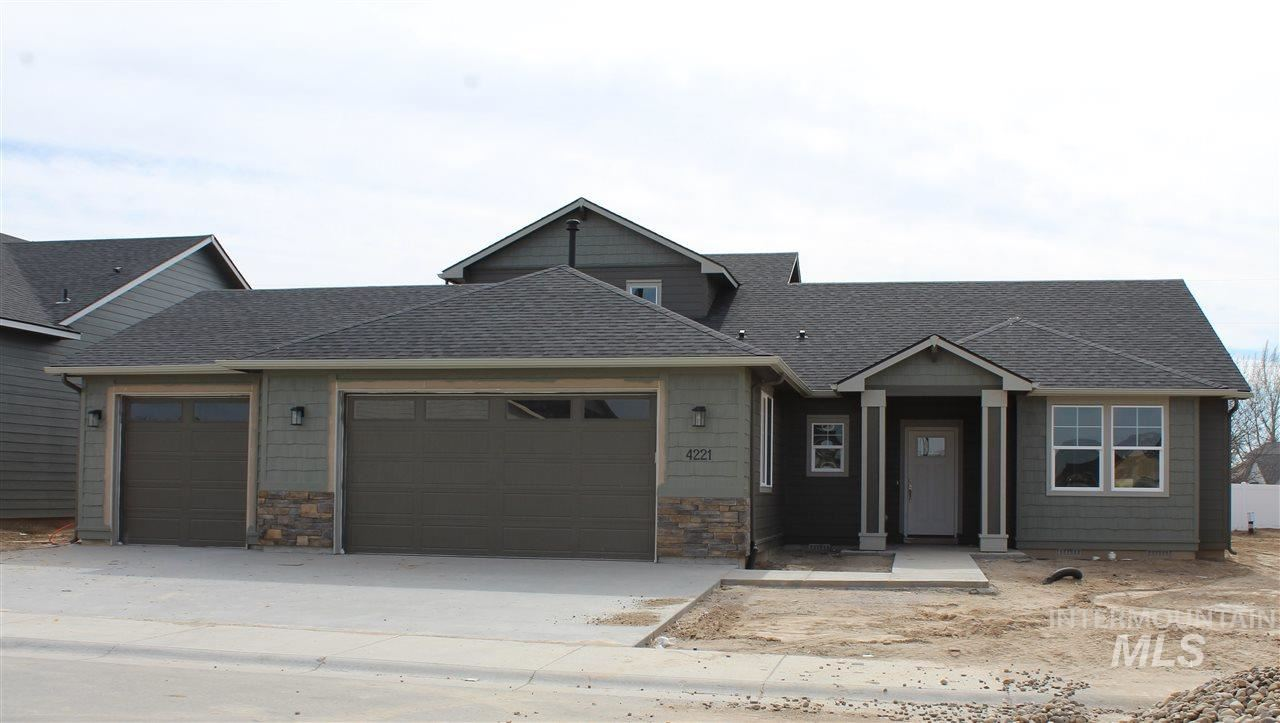 Photo of 4221 Whistling Heights Way, Nampa, ID 83687 (MLS # 98768748)