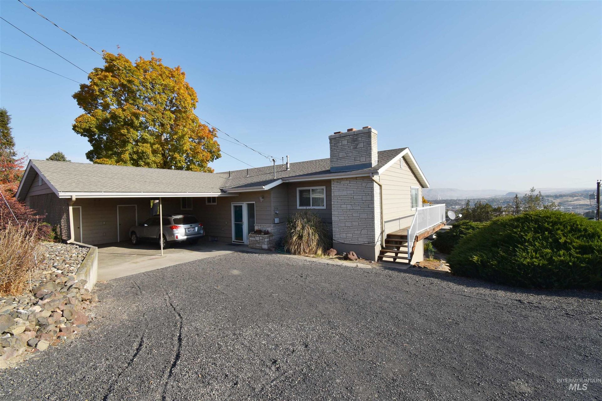 1458 Hillcrest Way, Clarkston, WA 99403 - MLS#: 98822751