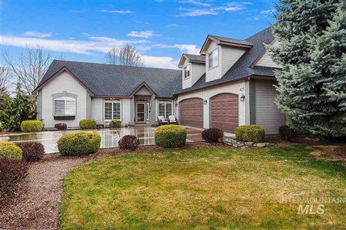 Photo of 427 S Waterton Ave, Eagle, ID 83616-6281 (MLS # 98761761)