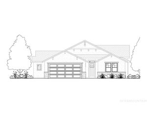 Photo of 3018 NW 13th St, Meridian, ID 83646 (MLS # 98730771)