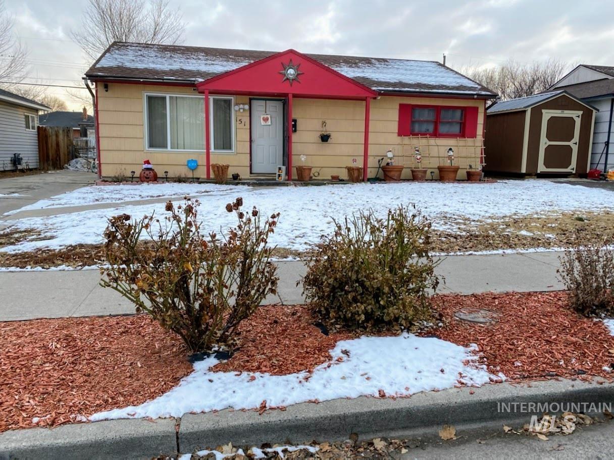 Photo of 151 Borah Ave W, Twin Falls, ID 83301 (MLS # 98791771)