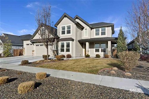 Photo of 3384 W Star Hollow Dr, Meridian, ID 83646 (MLS # 98751776)
