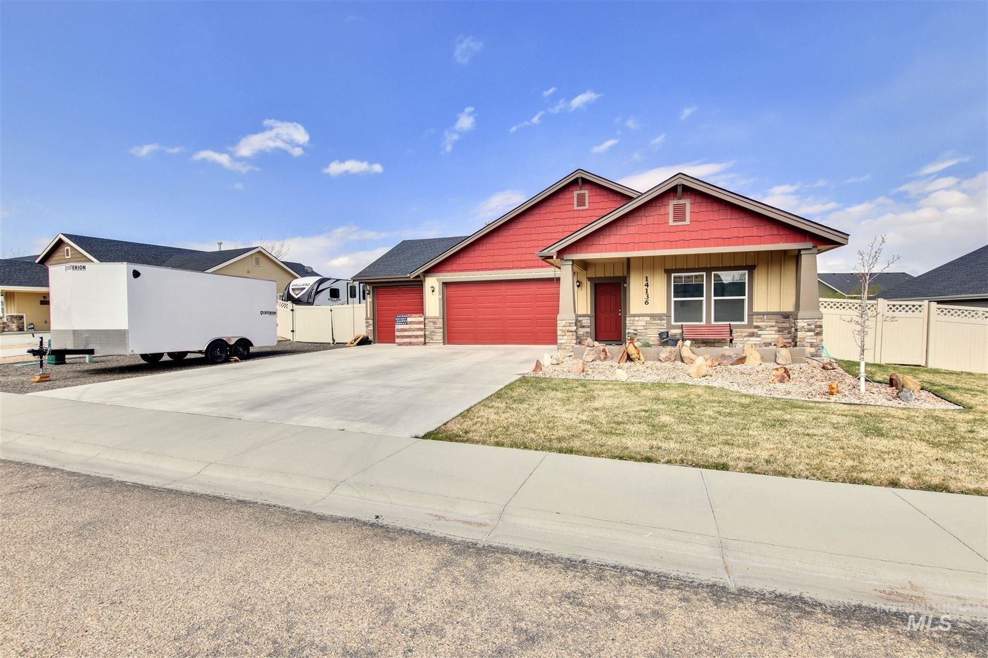 Photo of 14136 Silver Lining Dr, Caldwell, ID 83607 (MLS # 98799786)