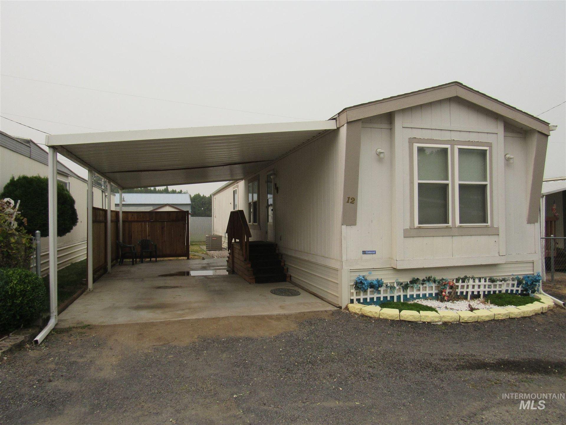924 Vista Avenue #12, Lewiston, ID 83501 - MLS#: 98780788