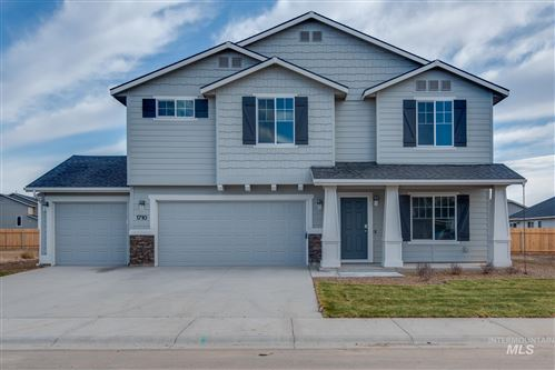 Photo of 1710 SW Miner St, Mountain Home, ID 83647 (MLS # 98822798)