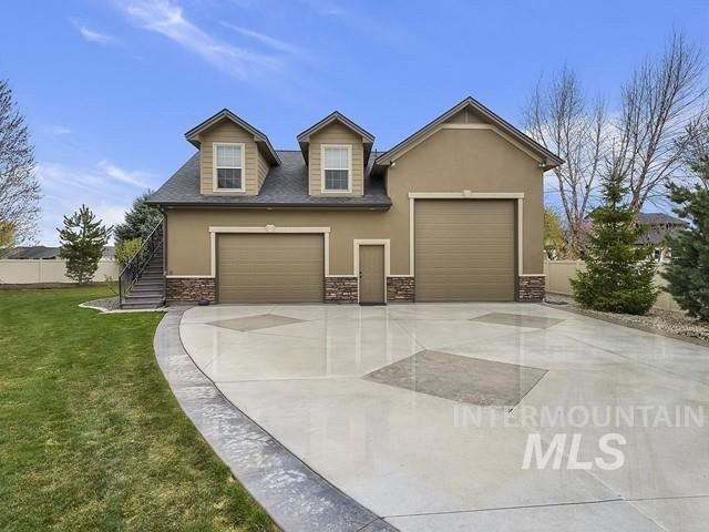 Photo of 4231 W Briar Rock Ct, Eagle, ID 83616 (MLS # 98799798)