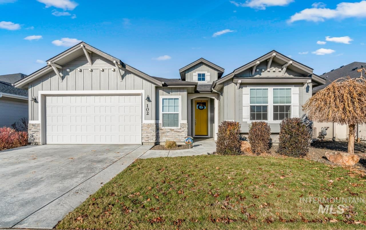 Photo of 102 W Woodward, Meridian, ID 83646-6681 (MLS # 98787800)