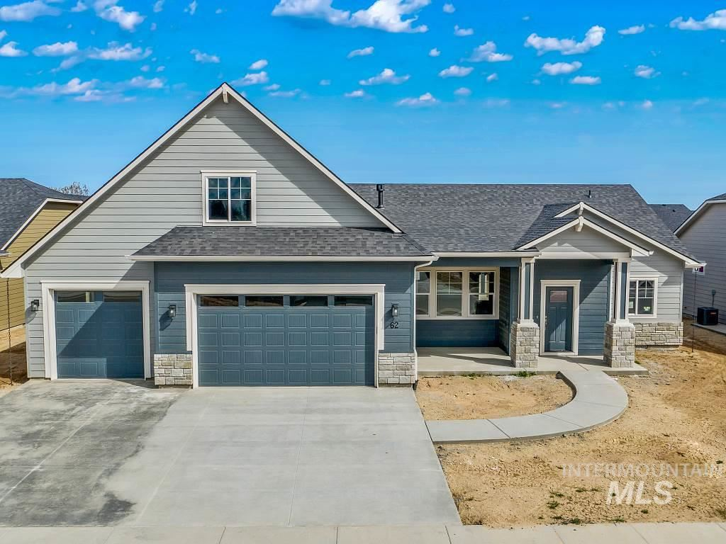 62 S Norcrest Ave., Nampa, ID 83687 - MLS#: 98769804