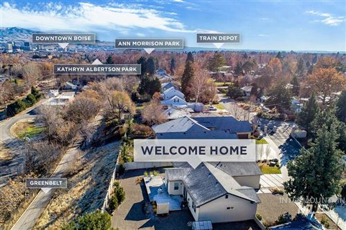 Photo of 4356 W Edgemont St, Boise, ID 83706 (MLS # 98787805)