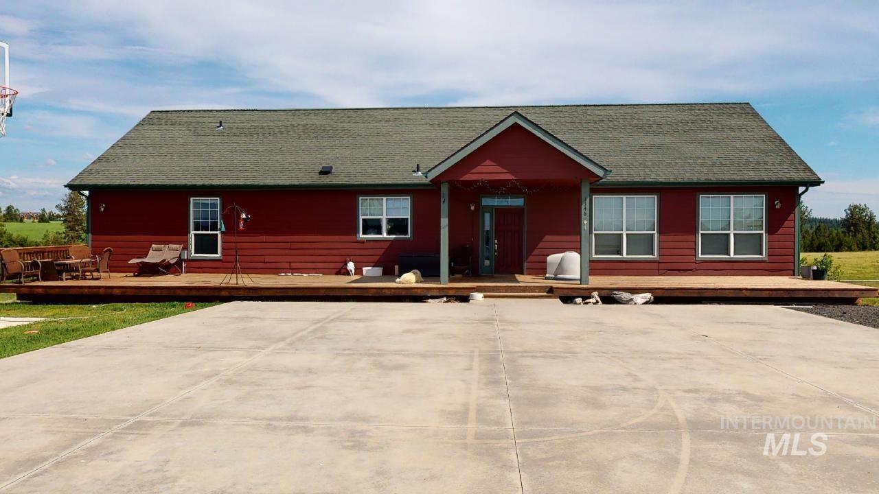 Photo of 1146 W Mt Deary Creek Rd, Deary, ID 83823 (MLS # 98771810)