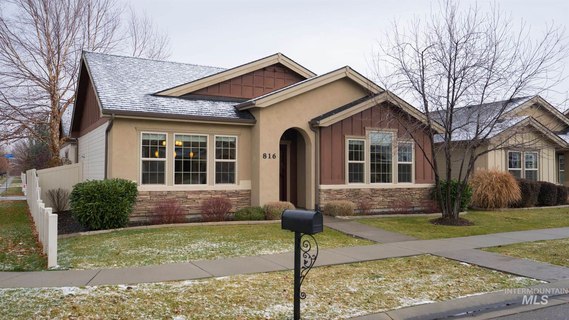 Photo of 816 E Tallinn, Meridian, ID 83646 (MLS # 98787820)