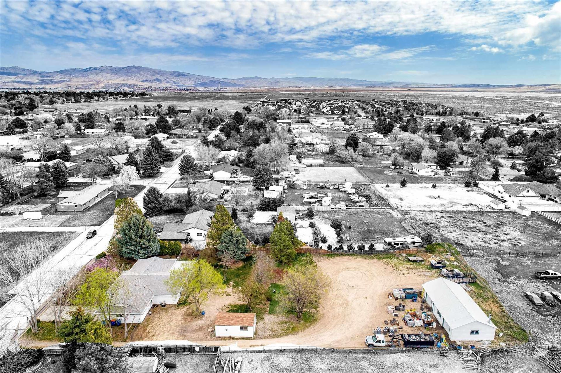 Photo of 7905 W Sagebrush Way, Boise, ID 83709-6431 (MLS # 98798820)