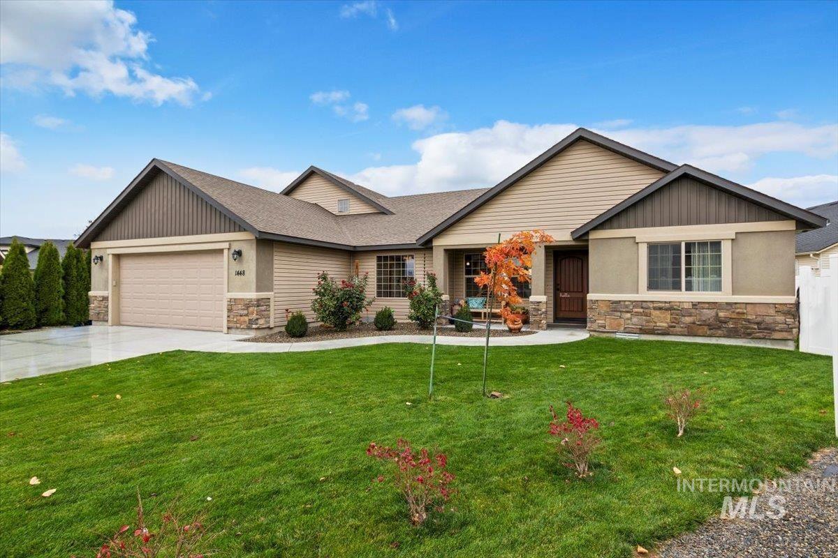 1448 Riverridge Street, Twin Falls, ID 83301 - MLS#: 98813826