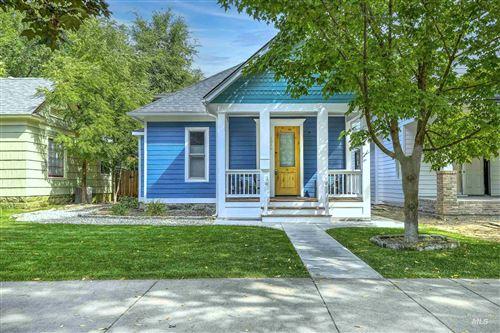 Photo of 1016 N 15th, Boise, ID 83702 (MLS # 98818829)