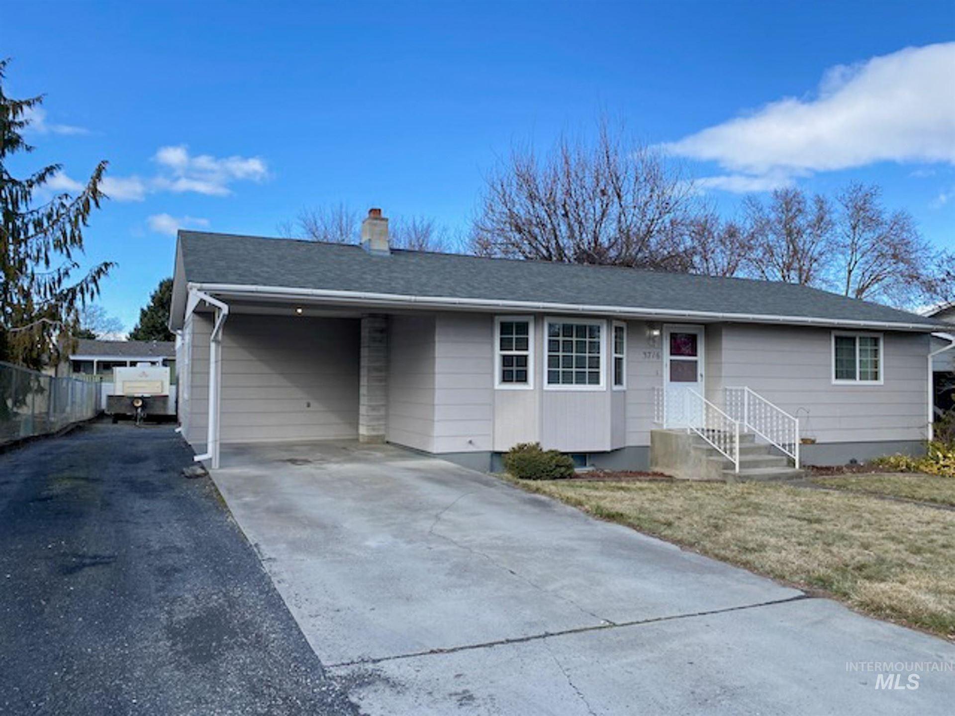 Photo of 3716 14TH ST. E, Lewiston, ID 83501 (MLS # 98794830)