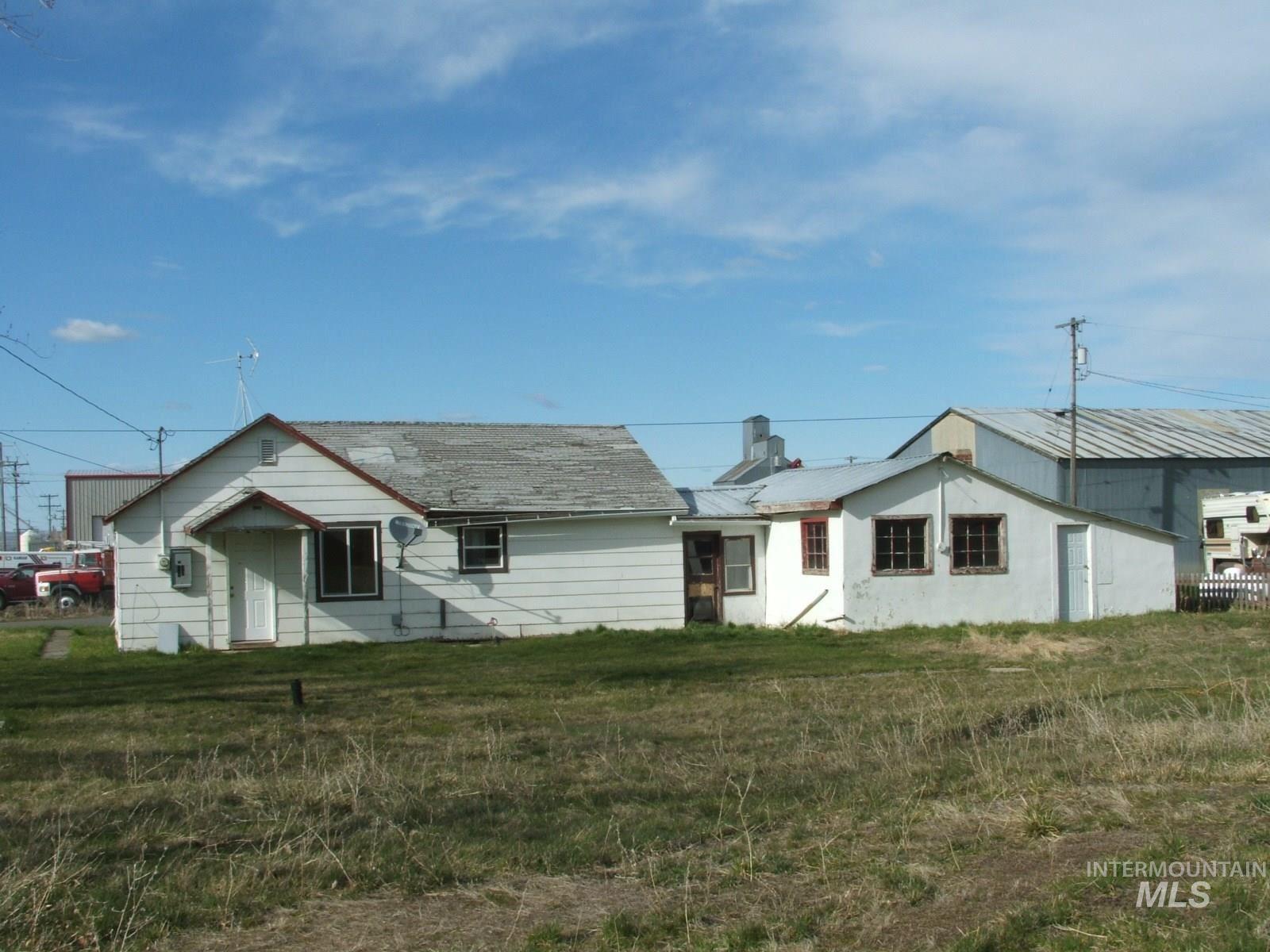 Photo of 715 N A Street, Grangeville, ID 83530 (MLS # 98799844)