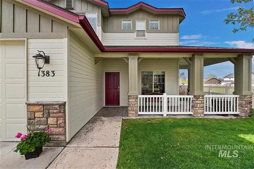 Photo of 1383 W Brown Trout Dr, Meridian, ID 83642 (MLS # 98761845)