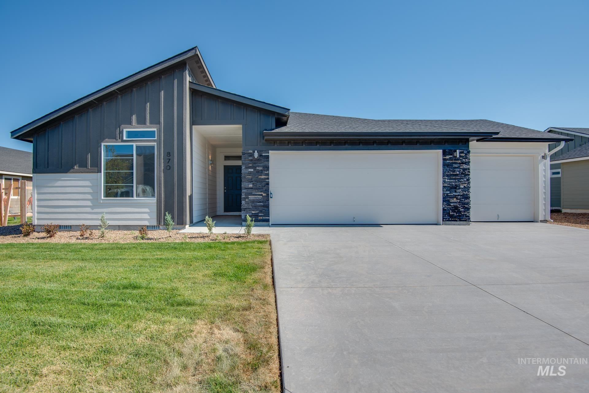 870 SW Miner St, Mountain Home, ID 83647 - MLS#: 98799850