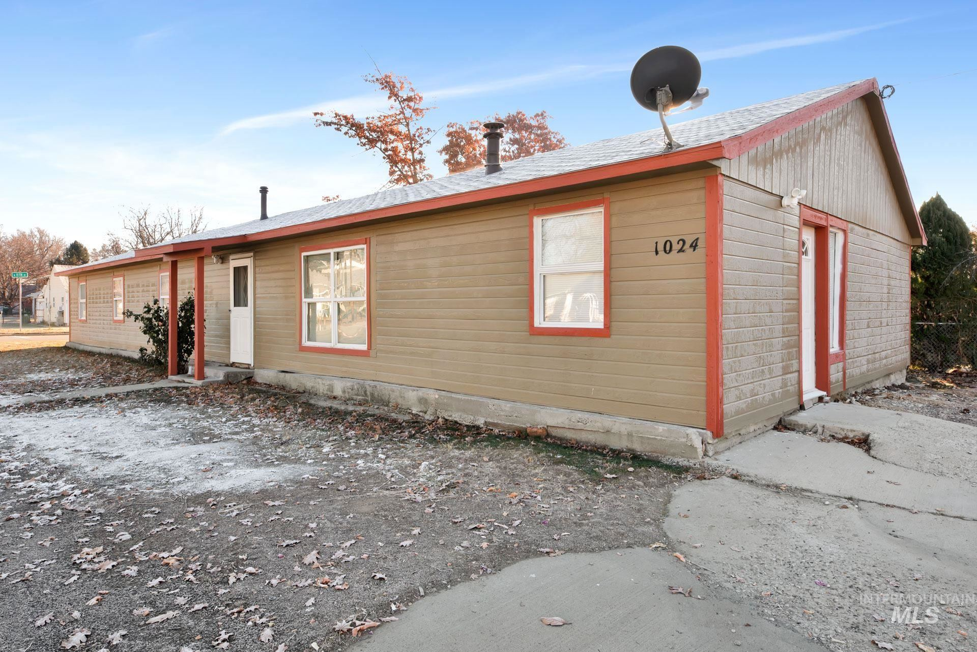 Photo of 1024 7TH AVE N, Payette, ID 83661 (MLS # 98788856)