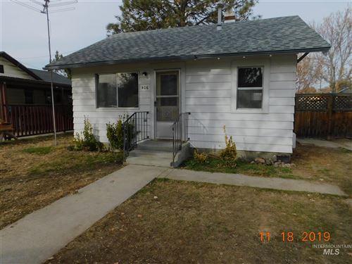 Photo of 406 W 5TH ST, Emmett, ID 83617 (MLS # 98785863)