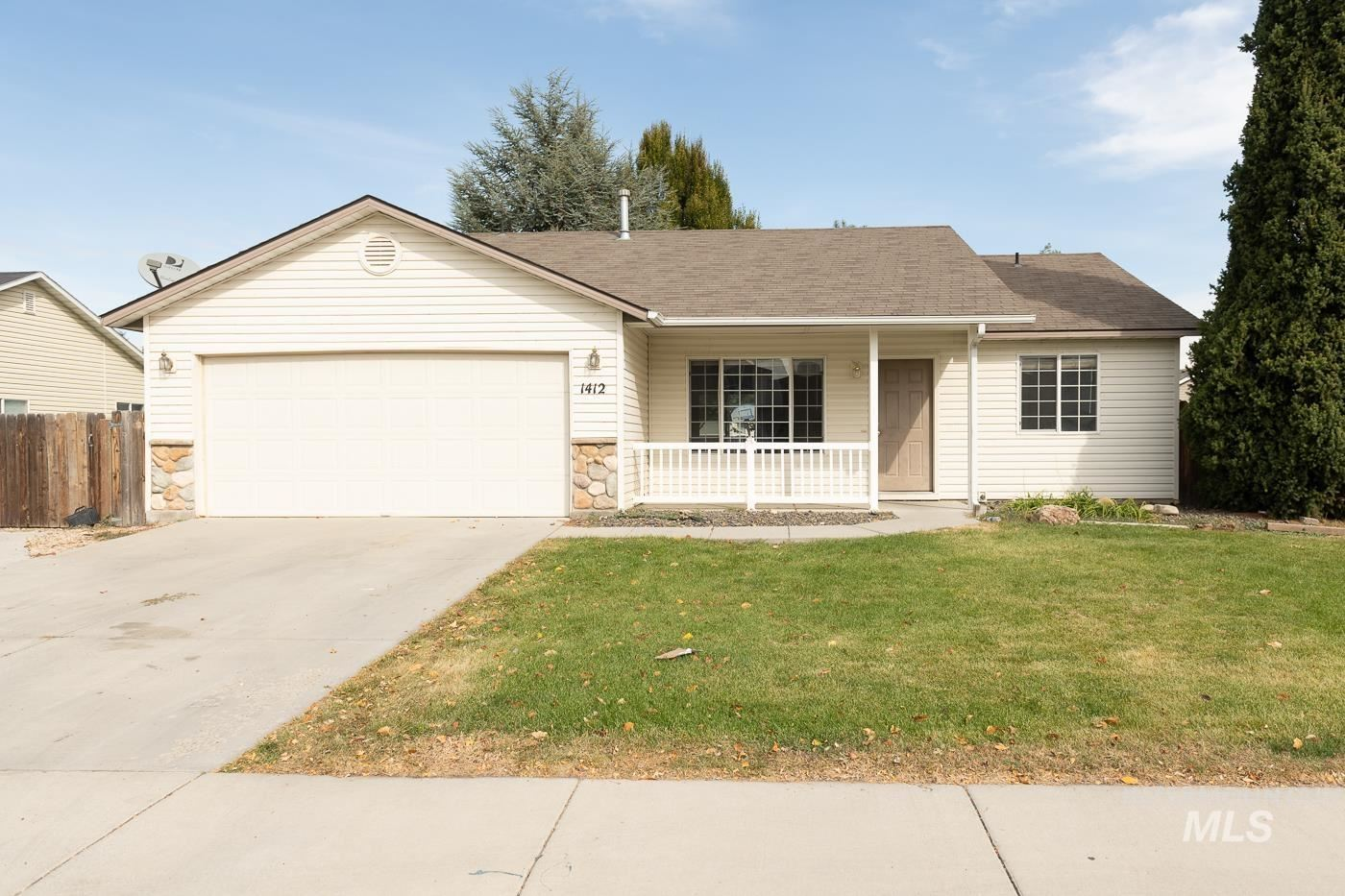 1412 W Young Ave, Nampa, ID 83651 - MLS#: 98821866
