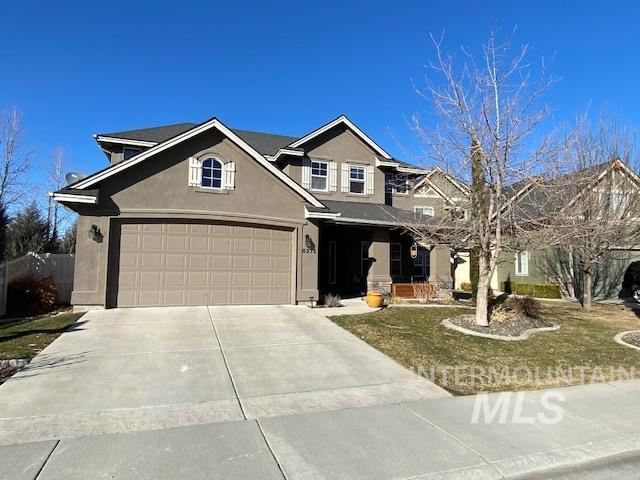 Photo of 5274 W McMurtrey St, Meridian, ID 83646 (MLS # 98794870)