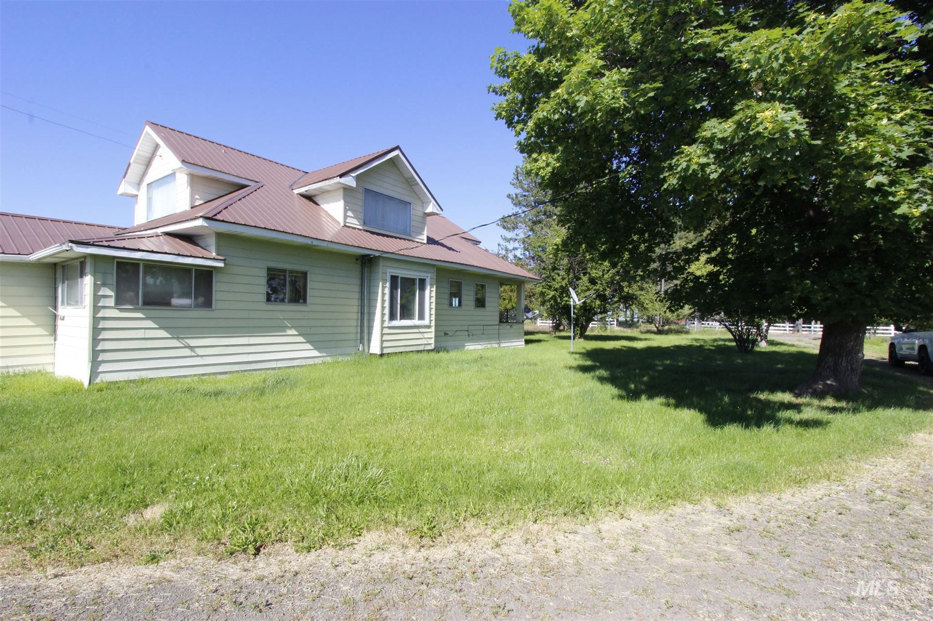 Photo of 1821 Winchester Rd 83524, Winchester, ID 83524 (MLS # 98775877)