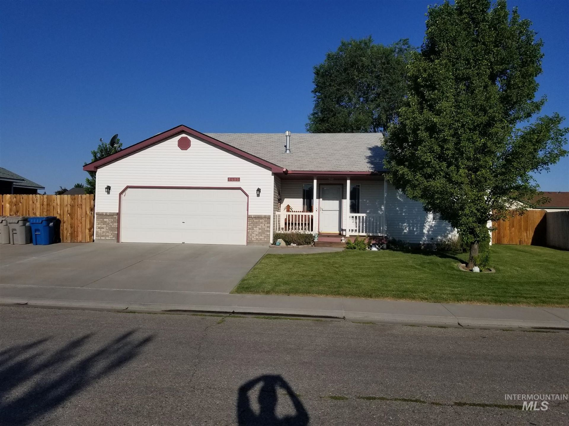 1415 priscilla st, Mountain Home, ID 83647 - MLS#: 98775879