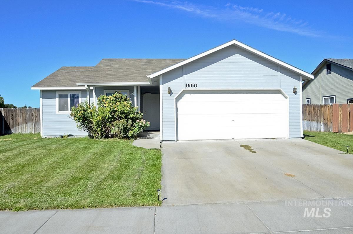 1660 Peregrine Dr, Mountain Home, ID 83647 - MLS#: 98819885