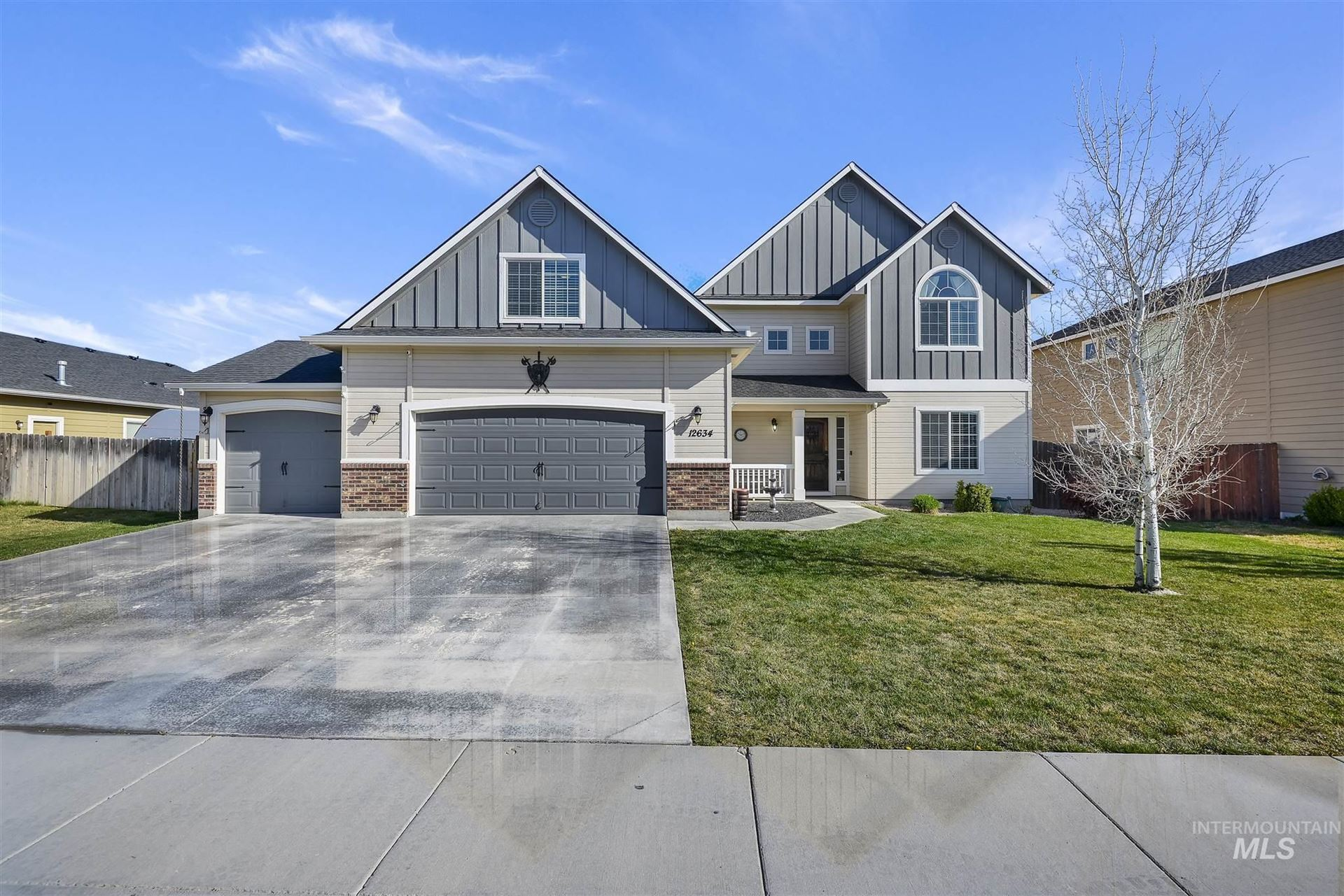 Photo of 12634 Brownstone St, Nampa, ID 83651 (MLS # 98798892)