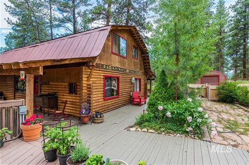 Photo of 25 Bull Pine Road, Idaho City, ID 83631 (MLS # 98771894)