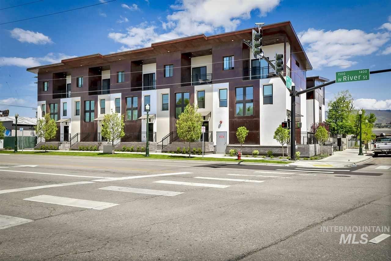 1502 W River Street #203, Boise, ID 83702 - MLS#: 98765905