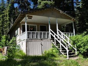 Photo of 663 West Mountain Road, Cascade, ID 83611 (MLS # 98736918)