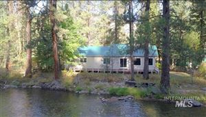 Photo of 26 River Front RD, Lowman, ID 83637 (MLS # 98747920)