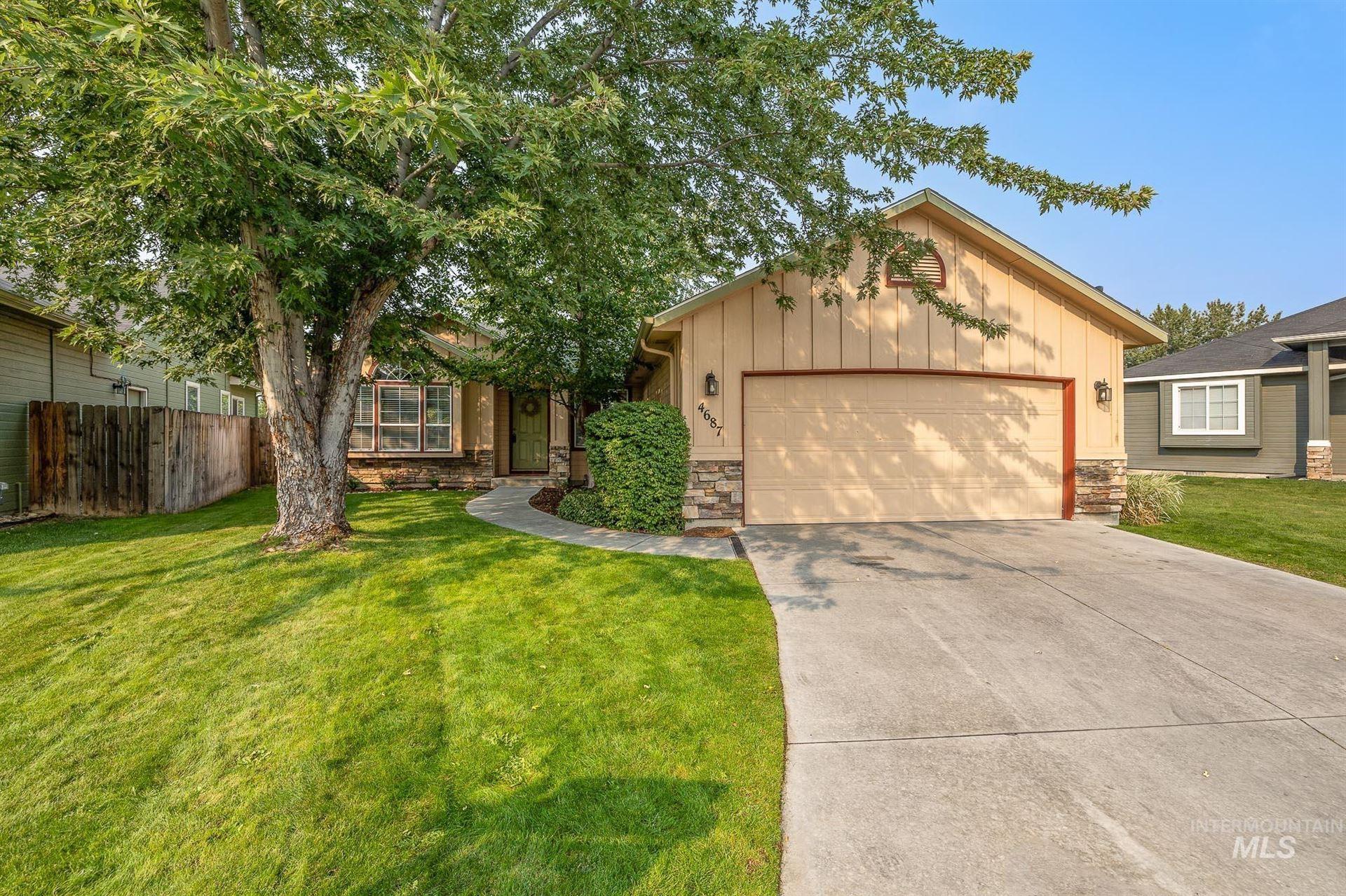 4687 W Garden Court, Boise, ID 83705 - MLS#: 98816921