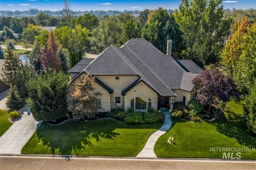 Photo of 731 W Bogus View Dr., Eagle, ID 83616 (MLS # 98779928)