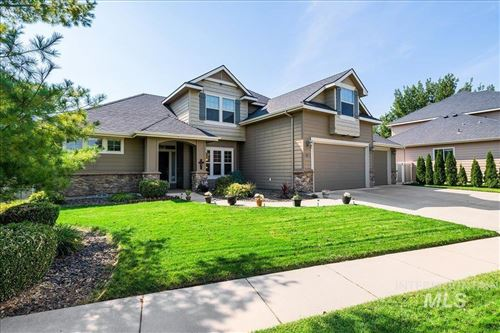 Photo of 4823 W Grey Towers Dr., Meridian, ID 83642 (MLS # 98818936)