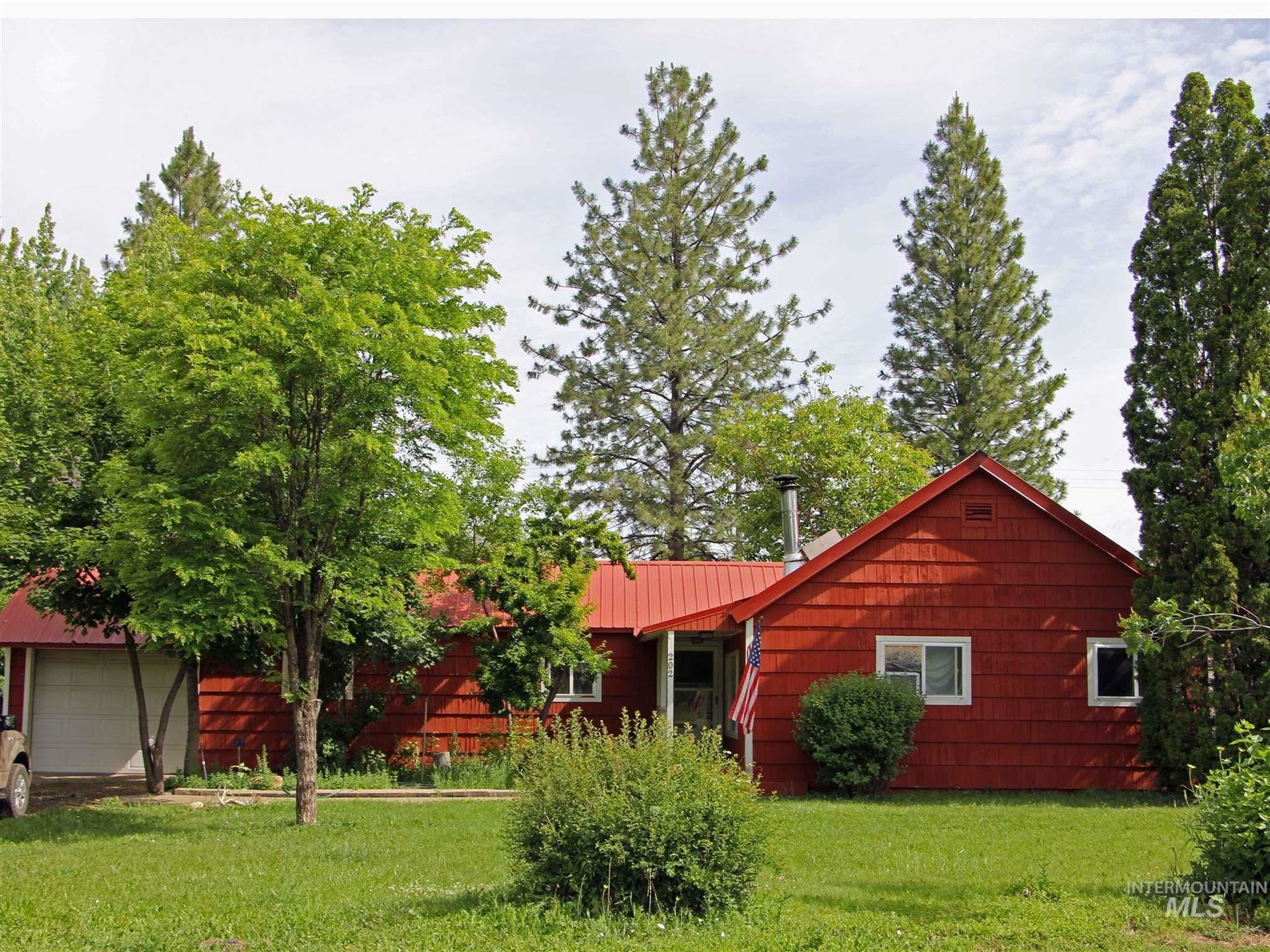 202 1st Ave, Council, ID 83612 - MLS#: 98774942
